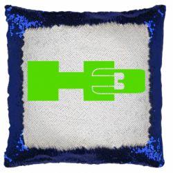 Подушка-хамелеон Hummer H3
