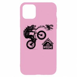 Чехол для iPhone 11 Hungry for  a ride