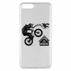 Чехол для Xiaomi Mi Note 3 Hungry for  a ride