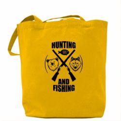Сумка Hunting and fishing