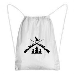 Рюкзак-мешок Hunting for ducks