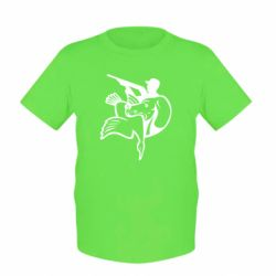 Детская футболка Hunting
