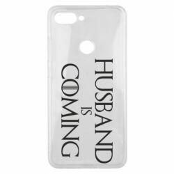Чехол для Xiaomi Mi8 Lite Husband is coming