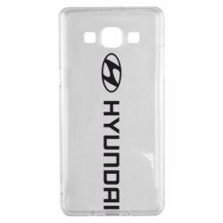 Чехол для Samsung A5 2015 Hyundai 2