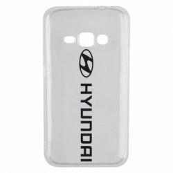 Чехол для Samsung J1 2016 Hyundai 2