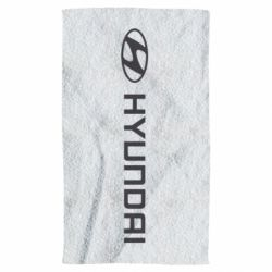 Рушник Hyundai 2