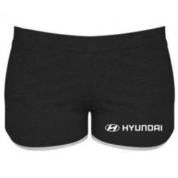 Жіночі шорти Hyundai 2