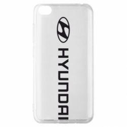 Чохол для Xiaomi Redmi Go Hyundai 2