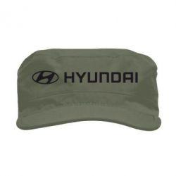 Кепка милитари Hyundai 2 - FatLine