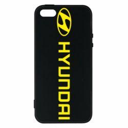 Чохол для iphone 5/5S/SE Hyundai 2