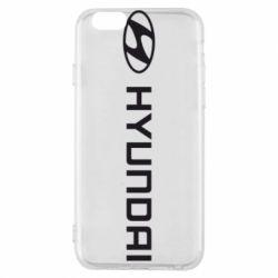 Чехол для iPhone 6/6S Hyundai 2