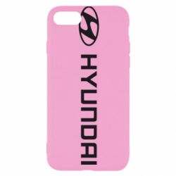 Чохол для iPhone 7 Hyundai 2