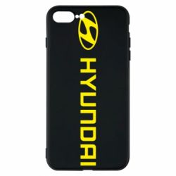 Чехол для iPhone 7 Plus Hyundai 2