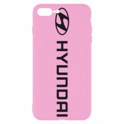 Чехол для iPhone 8 Plus Hyundai 2