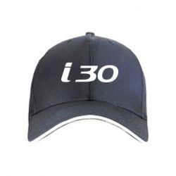 кепка HYUNDAI i30 - FatLine