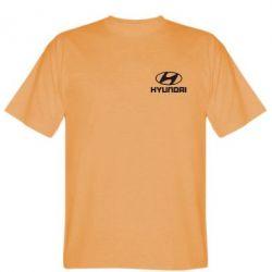 Мужская футболка Hyundai Small - FatLine