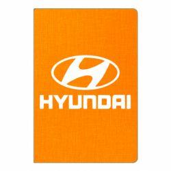 Блокнот А5 Hyundai Малих