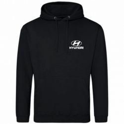 Толстовка Hyundai Small - FatLine