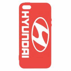 Чохол для iphone 5/5S/SE Hyundai Малих
