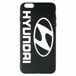 Чохол для iPhone 6 Plus/6S Plus Hyundai Малих