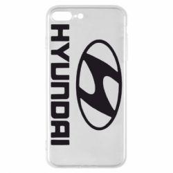 Чохол для iPhone 8 Plus Hyundai Малих