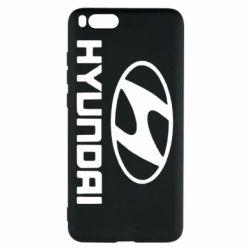 Чохол для Xiaomi Mi Note 3 Hyundai Малих