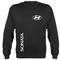 Реглан (свитшот) Hyundai Sonata - FatLine