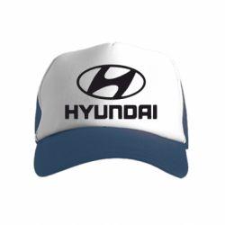 Детская кепка-тракер HYUNDAI