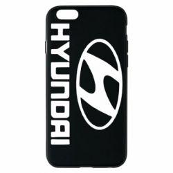 Чехол для iPhone 6/6S HYUNDAI