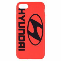 Чехол для iPhone 7 HYUNDAI