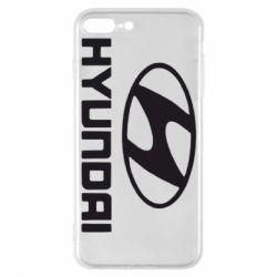 Чехол для iPhone 7 Plus HYUNDAI