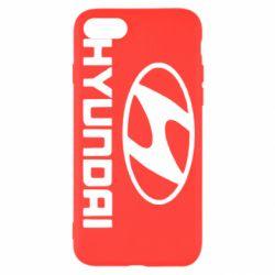 Чехол для iPhone 8 HYUNDAI