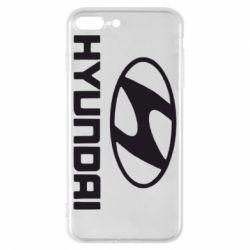 Чехол для iPhone 8 Plus HYUNDAI