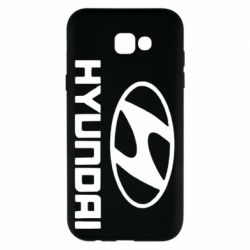 Чехол для Samsung A7 2017 HYUNDAI