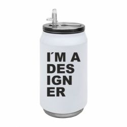Термобанка 350ml I AM A DESIGNER