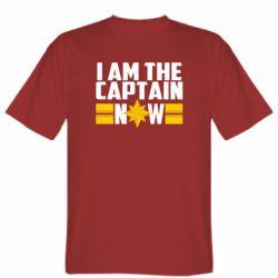 Чоловіча футболка I am captain now