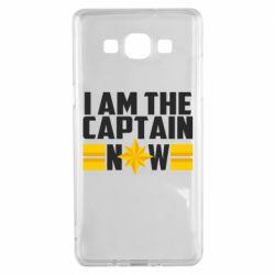 Чохол для Samsung A5 2015 I am captain now