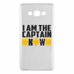 Чохол для Samsung A7 2015 I am captain now