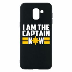 Чохол для Samsung J6 I am captain now