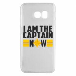 Чохол для Samsung S6 EDGE I am captain now