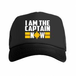 Кепка-тракер I am captain now