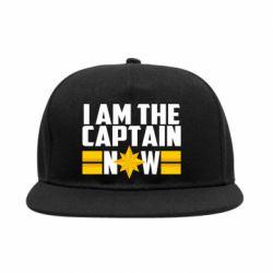 Снепбек I am captain now