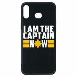 Чохол для Samsung A6s I am captain now