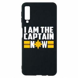 Чохол для Samsung A7 2018 I am captain now