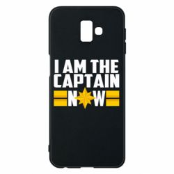 Чохол для Samsung J6 Plus 2018 I am captain now