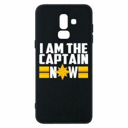 Чохол для Samsung J8 2018 I am captain now