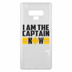 Чохол для Samsung Note 9 I am captain now