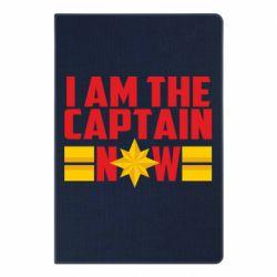 Блокнот А5 I am captain now