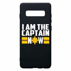 Чохол для Samsung S10+ I am captain now
