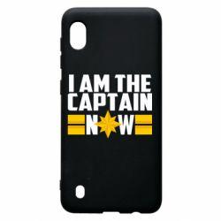Чохол для Samsung A10 I am captain now